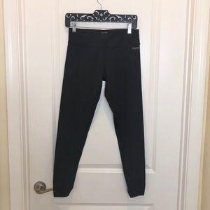 Calvin Klein Peformance Quick Dry Black Leggings